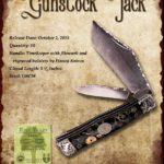 Tuna Valley Cutlery Gallery - 2015 Gunstock - Timekeeper