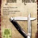 Tuna Valley Cutlery Gallery - 2015 Yankee Muskrat - Buffalo Horn