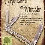 Tuna Valley Cutlery Gallery - 2016 Carpenter's Whittler - Mammoth Ivory