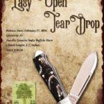 Tuna Valley Cutlery Gallery - 2016 Teardrop - Buffalo Horn