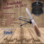 Excelsior Knife Co. gallery - El Gallo - Chuck Hawes - Swordfish