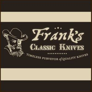 Franks Knives Dealer Logo