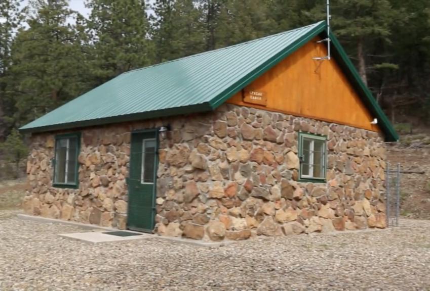 Apache Cabin Screenshot