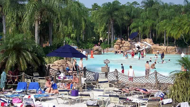parque disney aquático Typhoon Lagoon