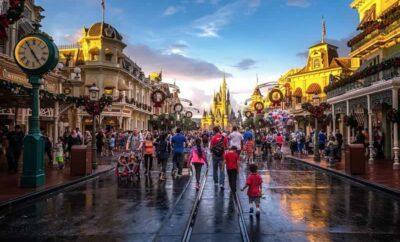 Conheça as principais atrações do Magic Kingdom