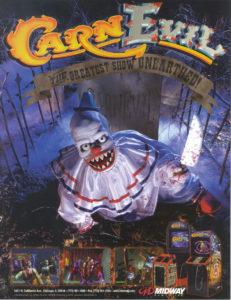CarnEvil arcade