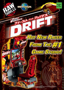drift-flyer game graphic