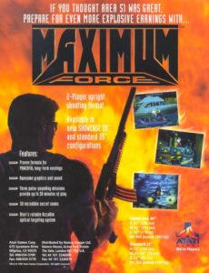 Area 51 Maximum Force