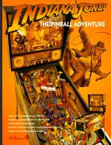 Indiana Jones - The Pinball Adventure
