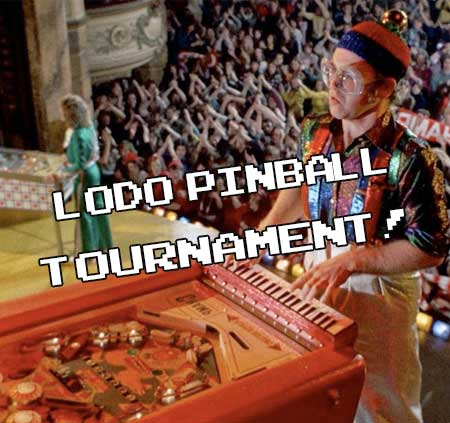 lodo pinball tournament graphic