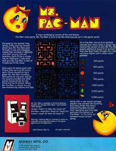 MS PAC-MAN Cocktail