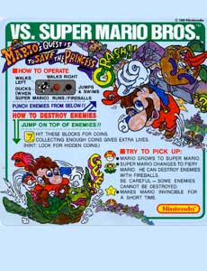Vs. Super Mario Bros.