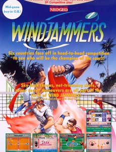 Windjammers - Data East