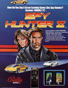 Spy Hunter II