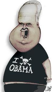Rush Limbaugh Obama hater