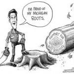 Mitt Romney saved the auto industry?