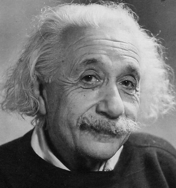 Albert Einstein, a Jew