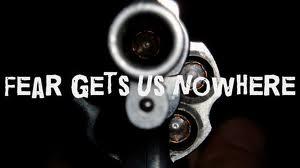 Guns and fear