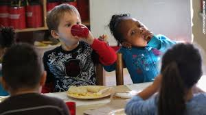 Sequester cuts school lunch programs.