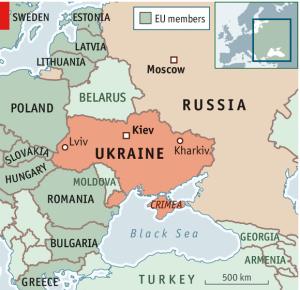 Former Soviet republics