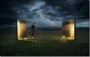 switching between realities