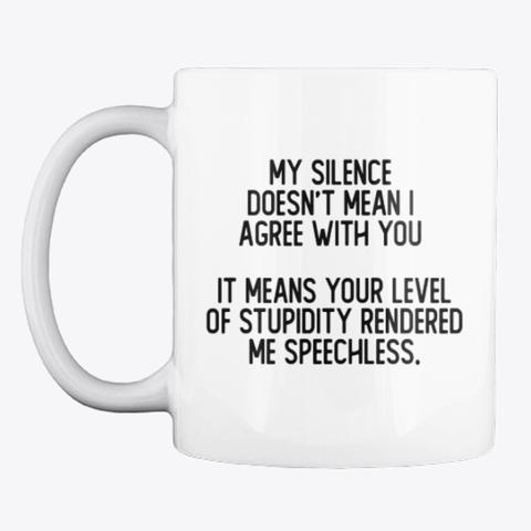 Stupidity and trump