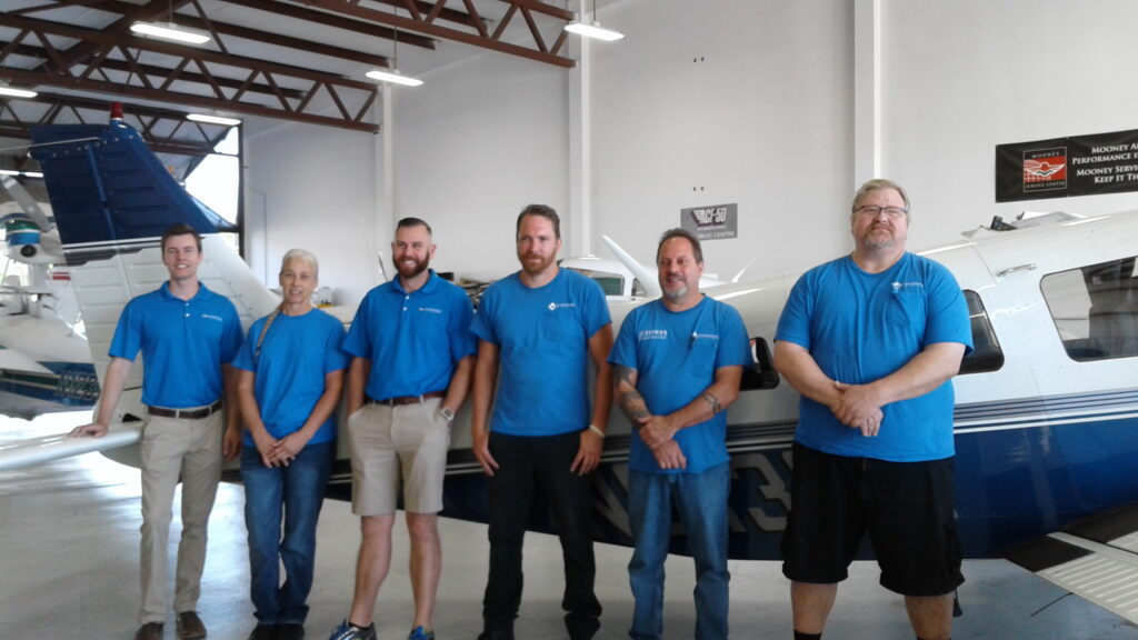 FlightLevel Aviation Maintenance Staff