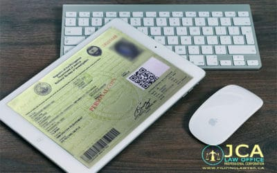 When do I need to get an NBI Clearance in Canada?
