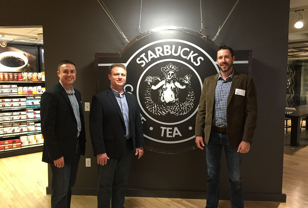 CCI Visits Starbucks Headquarters, Seattle