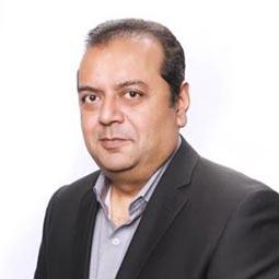 Jiten Patel - VP of Shared Services
