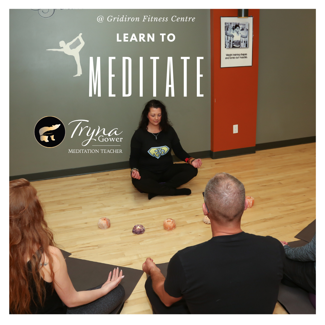 Learn to Meditate with Tryna Gower