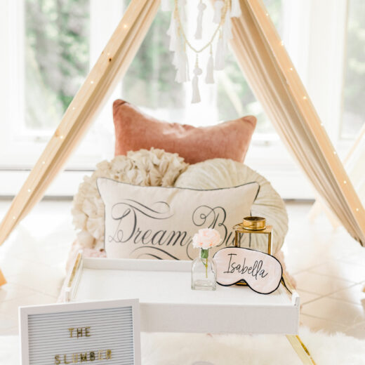 Once Upon a Dream Tent