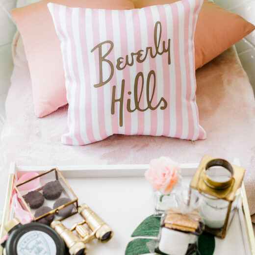 Troop Beverly Hills Pillows