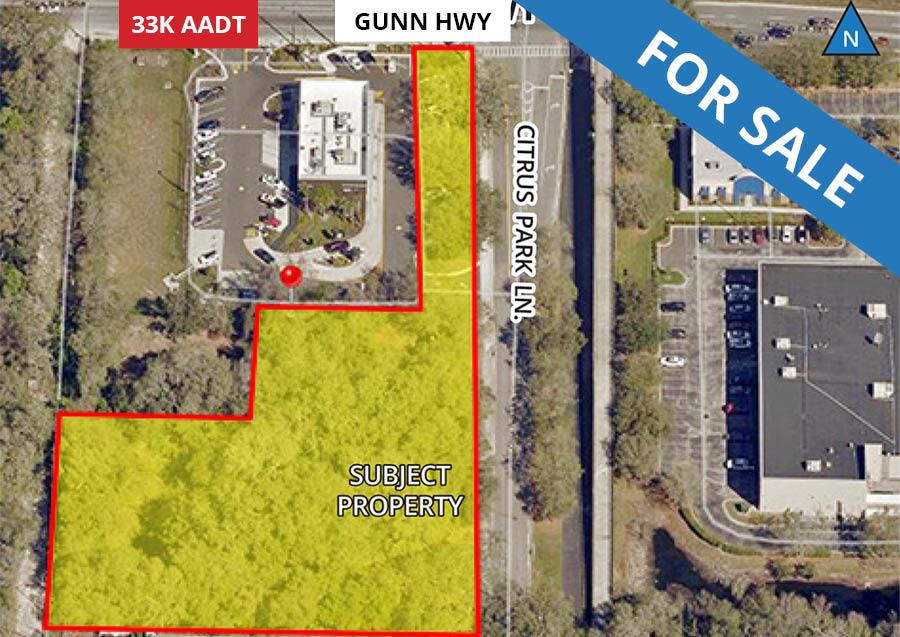Commercial Parcel: Citrus Park Ln, Tampa, FL 33625