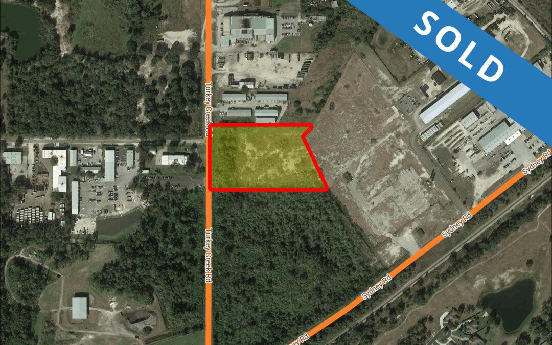 Industrial Parcel: 2311 Turkey Creek Rd Plant City, FL 33566