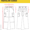 Pantalon Cargo PAMPERO