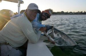 Tarpon caught in Boca Grande, FL