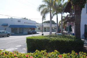 Boca Grande Florida Downtown Area