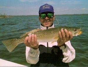 Sea trout in Boca Grande