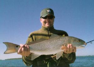 A nice redfish