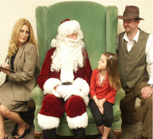 Picture of the Play Miracle on 34th Street