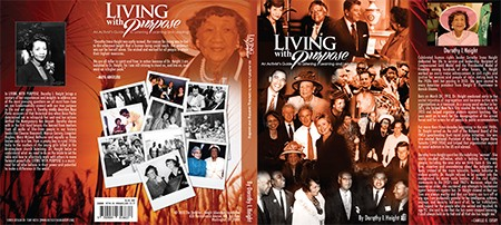 Dr. Height's book, Living With Purpose, gets a new look.