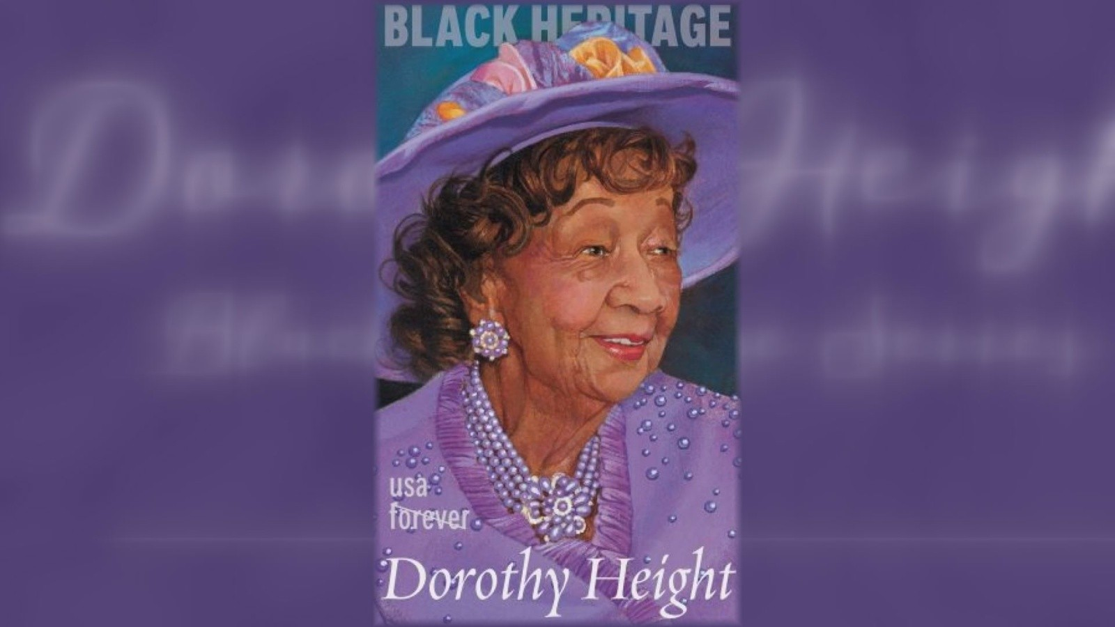 USPS to honor civil rights leader Dorothy Height