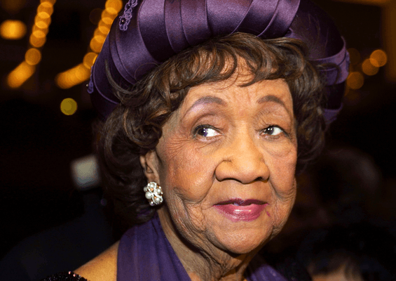 Dorothy Height To Be Honored on 2017 U.S. Postage Stamp