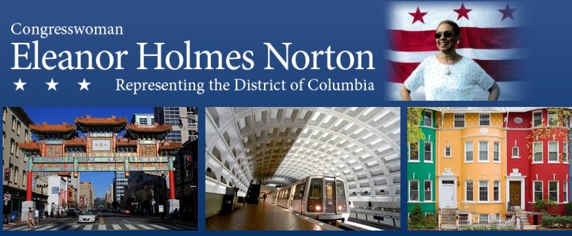 Norton Applauds USPS for Unveiling Dorothy Height Forever Stamp to Begin Black History Month