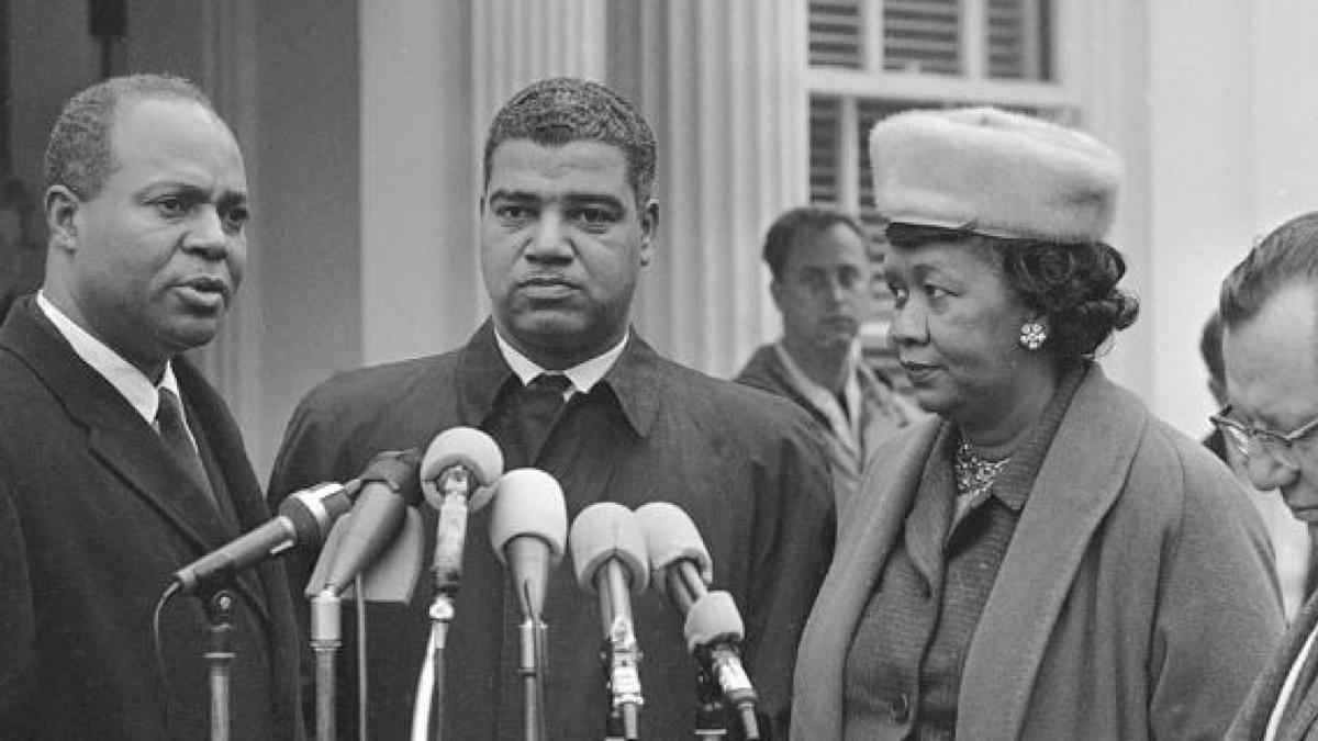 Black women were at the forefront of King's fight for equality
