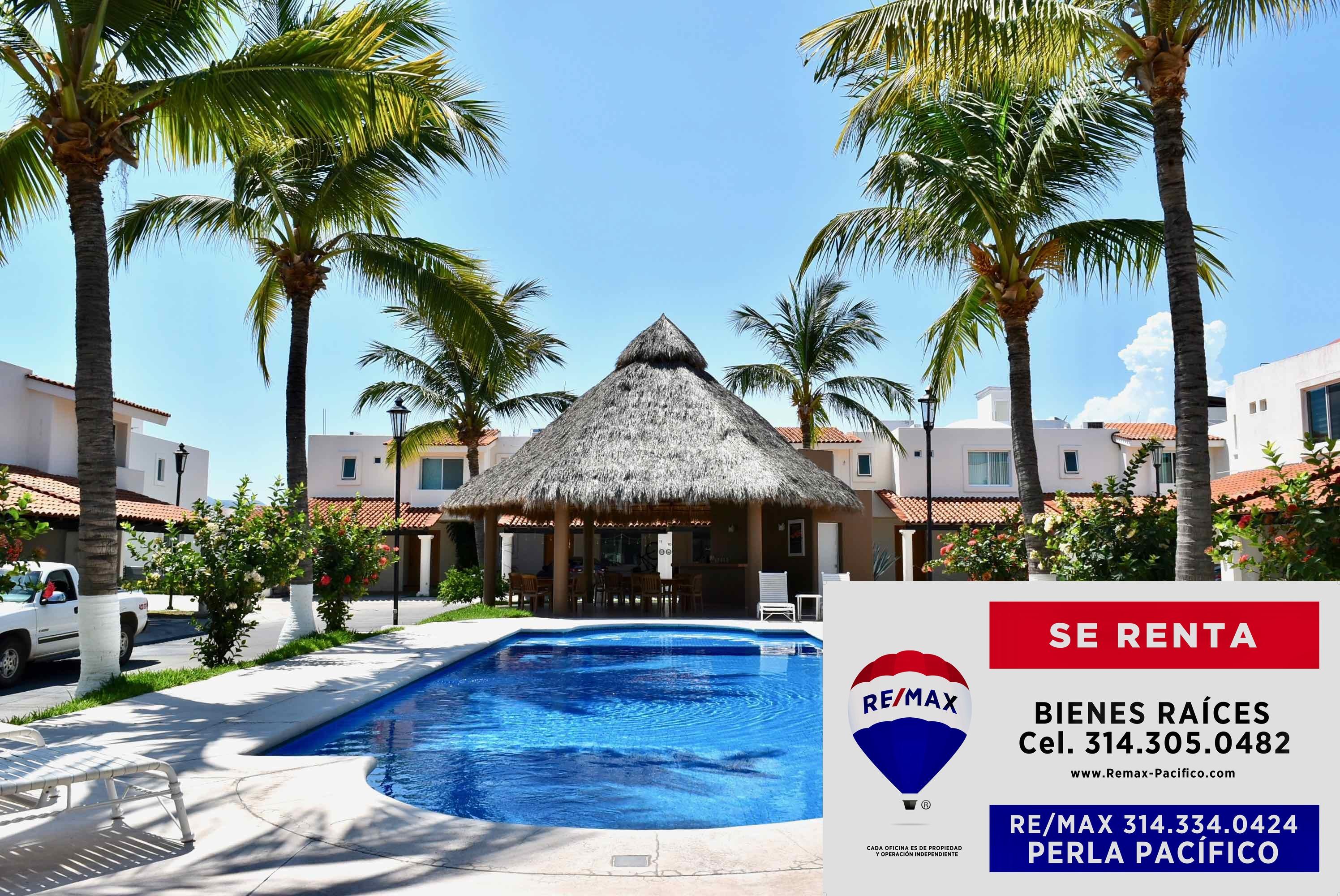 Casa En Renta Residencial Las Arekas
