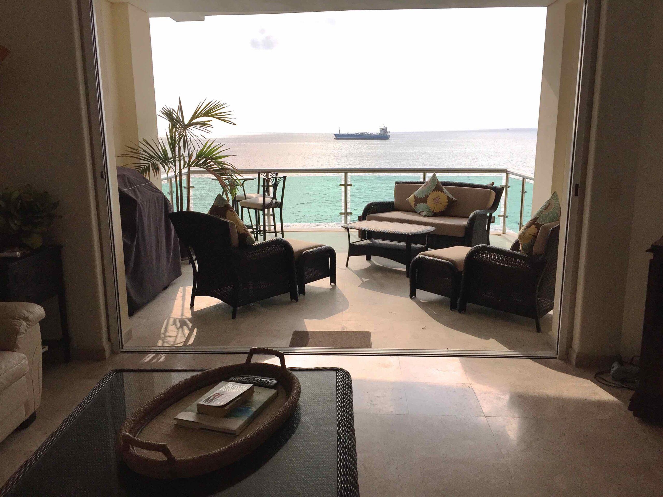 Premium Corner unit Perla del Mar 505 For Sale in Las Brisas, Manzanillo.
