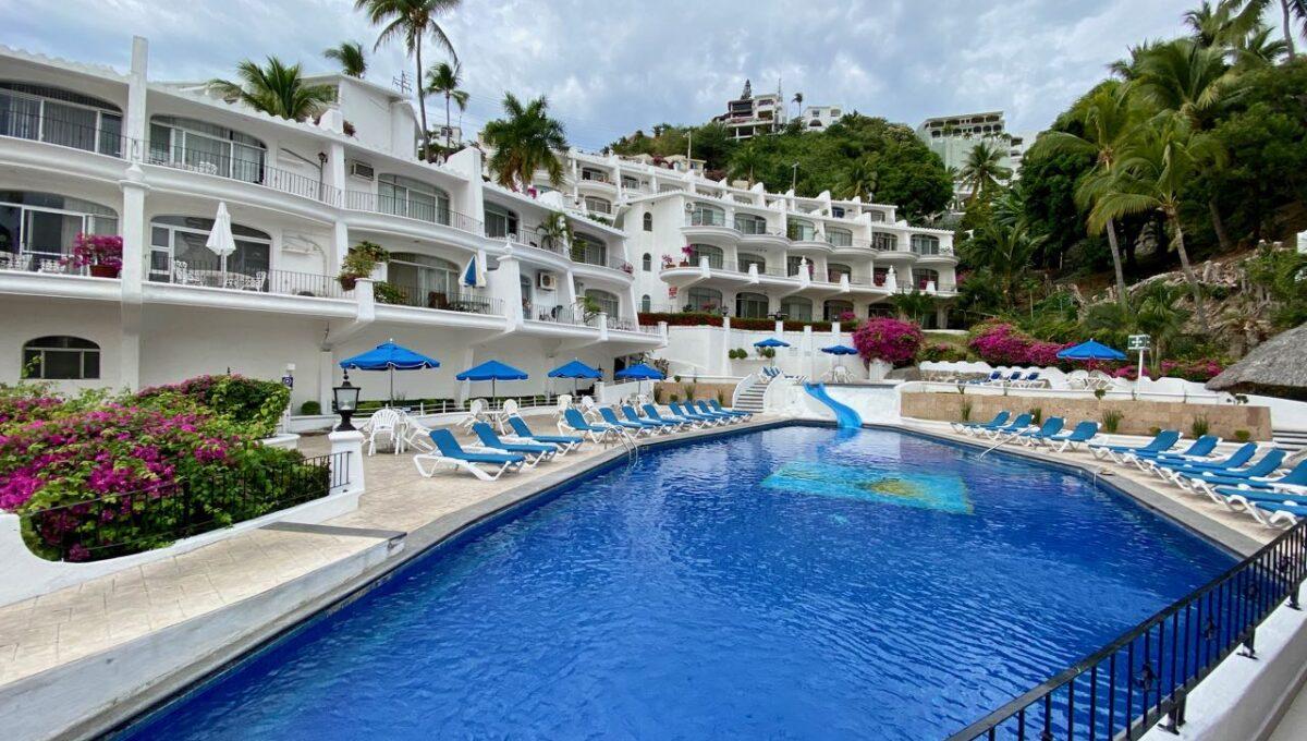 Depto 1204 Playasol Areas - 4