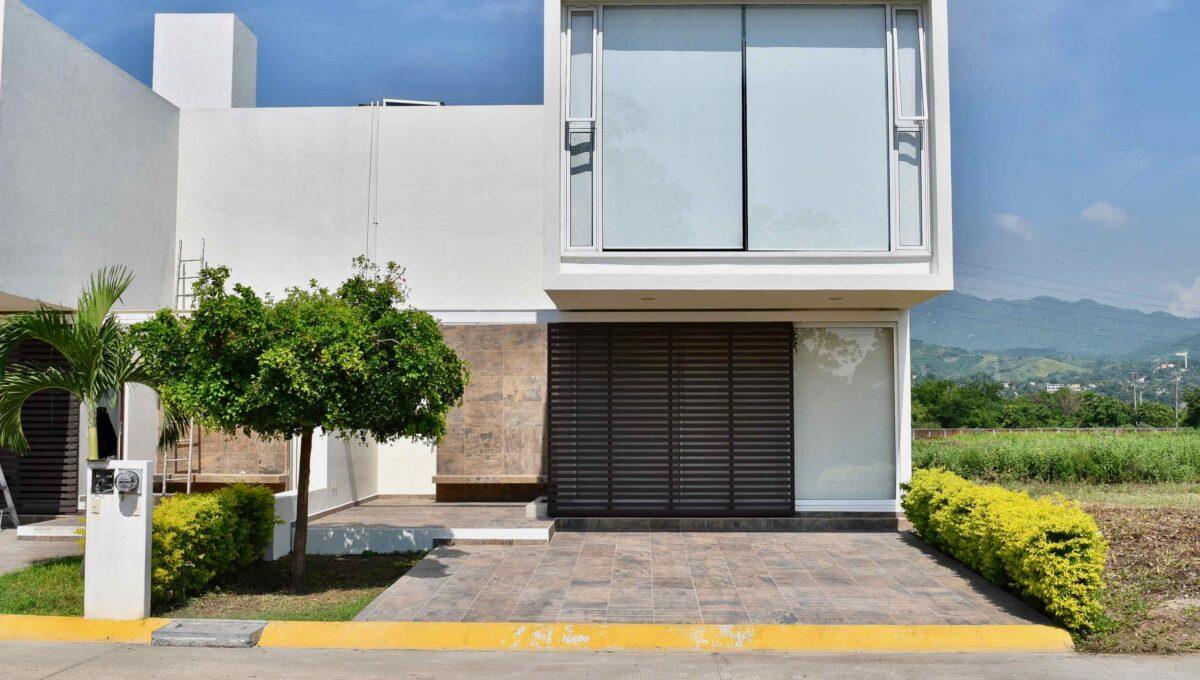 Casa C3 Azul Marino - 1